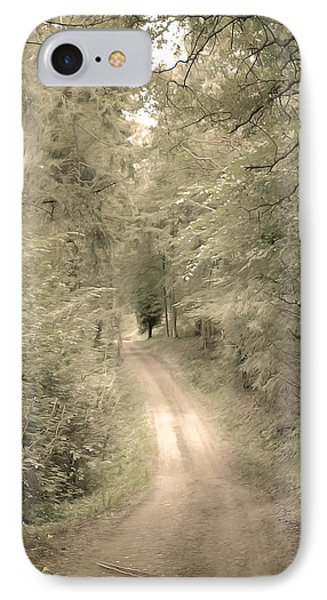 Forest Path Phone Case by Svetlana Sewell