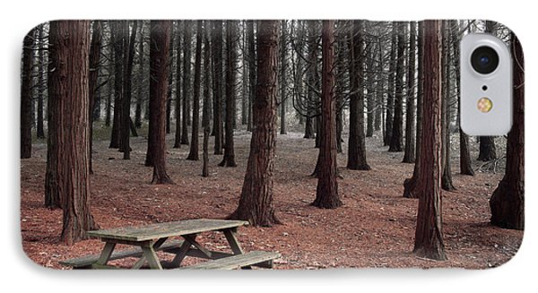 Forest Table Phone Case by Carlos Caetano