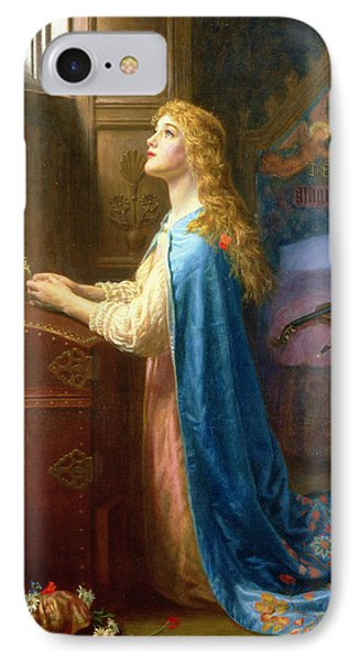 'forget Me Not' Phone Case by Arthur Hughes