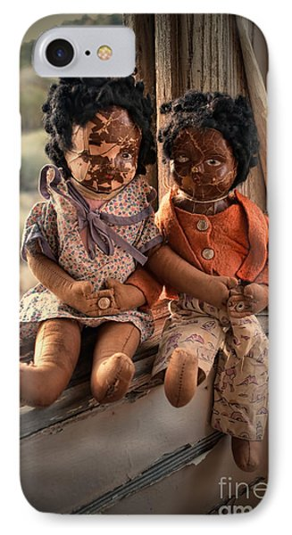Forgotten Dolls Study II IPhone Case