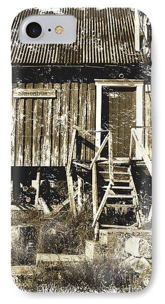 Forgotten Wooden House IPhone Case