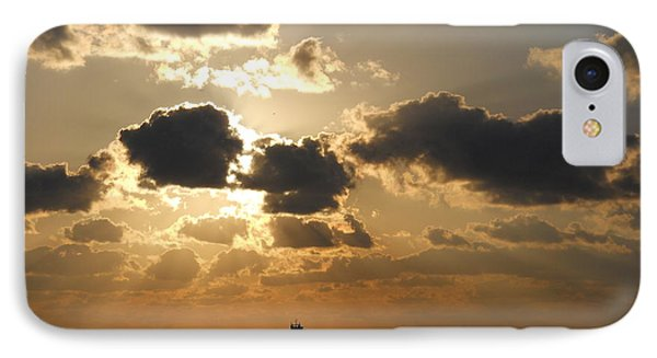 IPhone Case featuring the photograph Fort Lauderdale Sunrise by Clara Sue Beym
