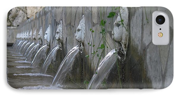 IPhone Case featuring the photograph Fountain by David Gleeson