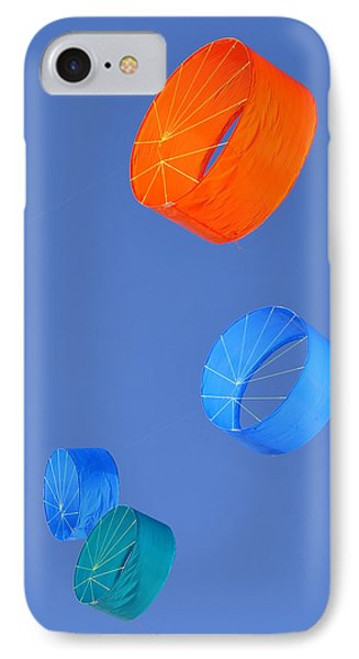 Four Kites Phone Case by David Lee Thompson