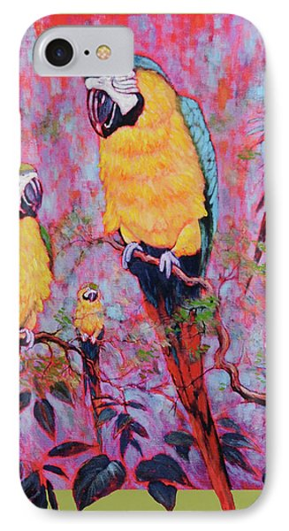 Captive Souls Dreaming Of Home IPhone Case by Charles Munn