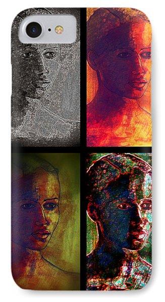 Four Seasons Phone Case by Diane montana Jansson