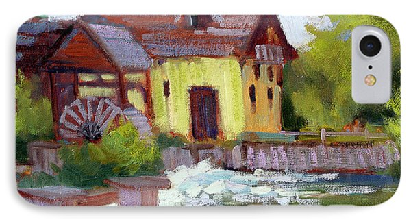 Fourge Mill Giverny IPhone Case