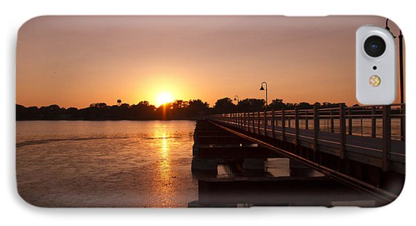 Fox Cities Trestle Trail IPhone Case by Joel Witmeyer
