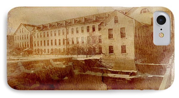 Fox River Mills IPhone Case by Joel Witmeyer