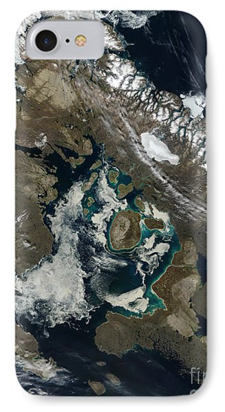 Foxe Basin, Northern Canada Phone Case by Stocktrek Images