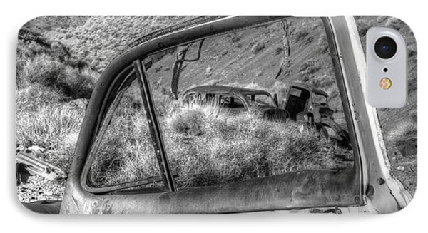 Framed Phone Case by Bob Christopher