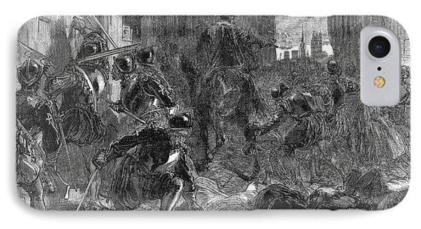 France: Massacre, 1572 Phone Case by Granger