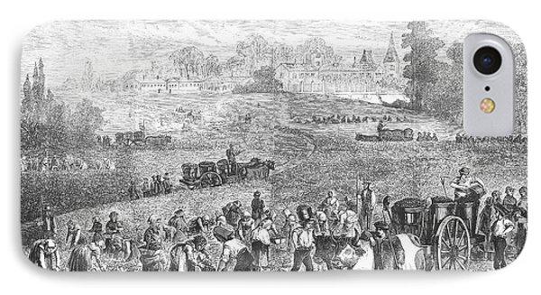 France: Wine Harvest, 1871 Phone Case by Granger