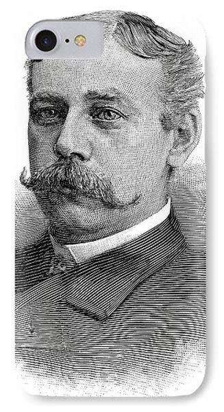Francis E. Warren (1844-1929) Phone Case by Granger