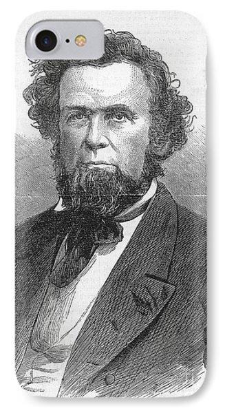Francis H. Pierpont (1814-1899) Phone Case by Granger