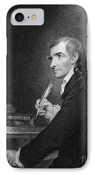 Francis Hopkinson (1737-1791) Phone Case by Granger