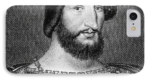 Francis I (1494-1547) Phone Case by Granger
