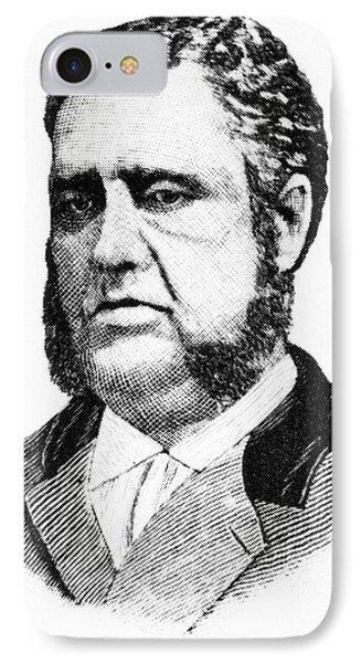 Francis Louis Cardozo (1836-1907) Phone Case by Granger