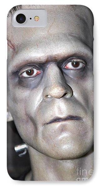 Frankensteins Monster Phone Case by Sophie Vigneault