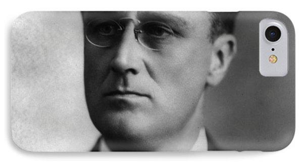 Franklin Delano Roosevelt Phone Case by International  Images