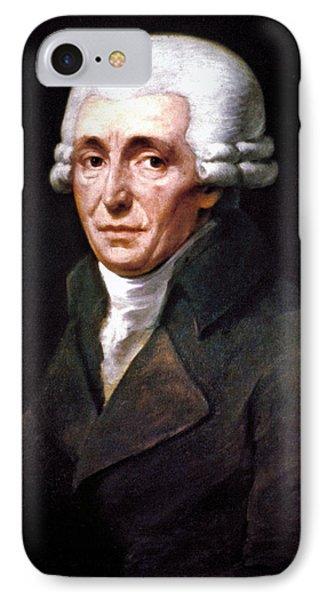 Franz Joseph Haydn Phone Case by Granger