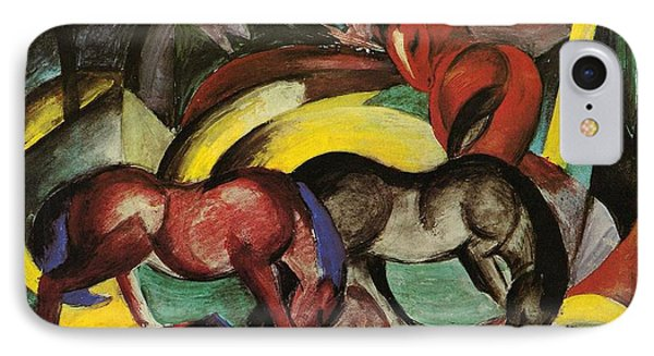 Franz Marc  Phone Case by Three Horses