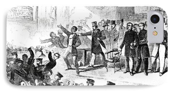 Frederick Douglass, 1860 Phone Case by Granger