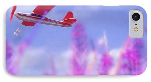 Free Flight Phone Case by Richard Piper