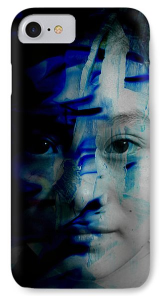 Free Spirited Creativity Phone Case by Christopher Gaston
