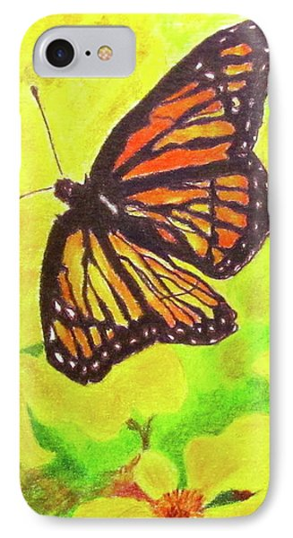 Free To Fly IPhone Case by Beth Saffer