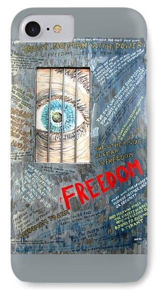 Freedom Phone Case by Ian  MacDonald