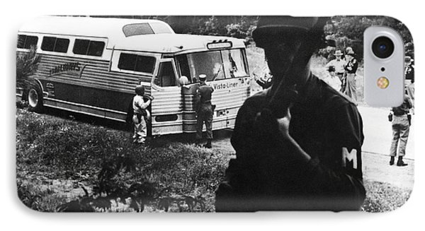 Freedom Riders, 1961 Phone Case by Granger