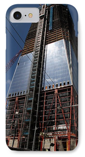 Freedom Tower 5 Phone Case by Andrew Fare