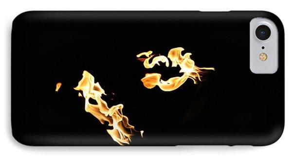 Freeze Fire 2 IPhone Case