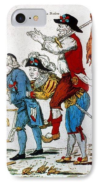 French Revolution, 1792 Phone Case by Granger