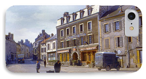 French Village Phone Case by Chuck Staley
