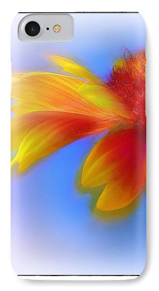 Fresh As A Daisy IPhone Case by Judi Bagwell