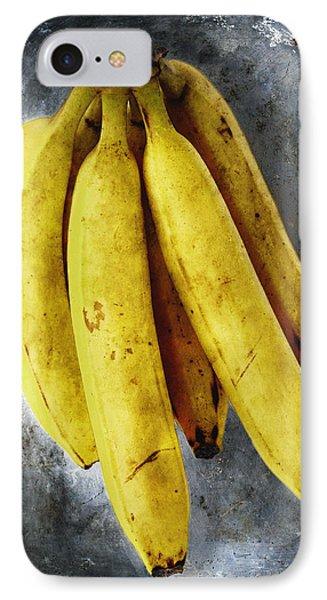 Fresh Bananas Phone Case by Skip Nall