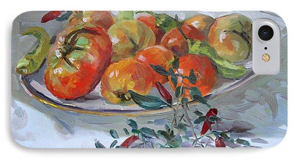 Fresh From The Garden Phone Case by Ylli Haruni