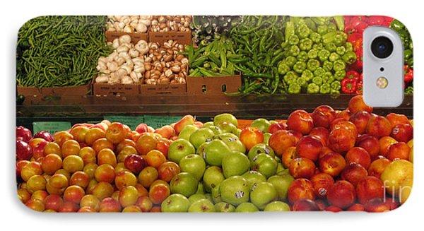 Fresh Market Series. Bounty. Phone Case by Ausra Huntington nee Paulauskaite