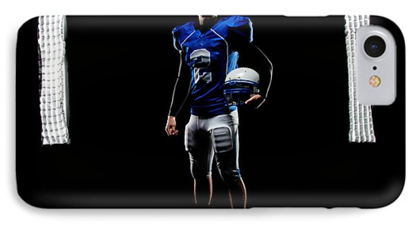 IPhone Case featuring the photograph Friday Night Lights by Jim Boardman