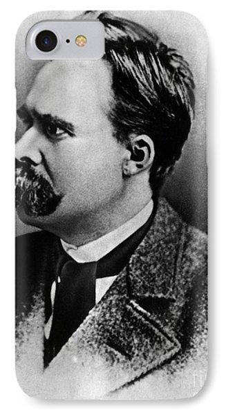 Friedrich Wilhelm Nietzsche, German IPhone Case