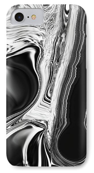 IPhone Case featuring the digital art Friends by Roena King