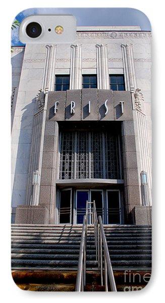 Frist Nashville IPhone Case by Susanne Van Hulst