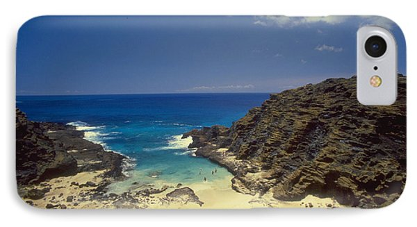 From Here To Eternity Beach IPhone Case by Mark Gilman