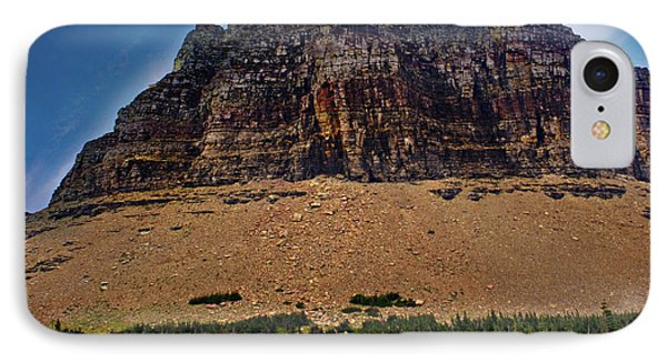 From Logan Pass Phone Case by Marty Koch