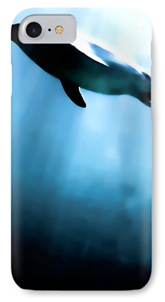 From The Depths Phone Case by Sharon Lisa Clarke