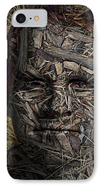 From The Earth Phone Case by Christopher Gaston