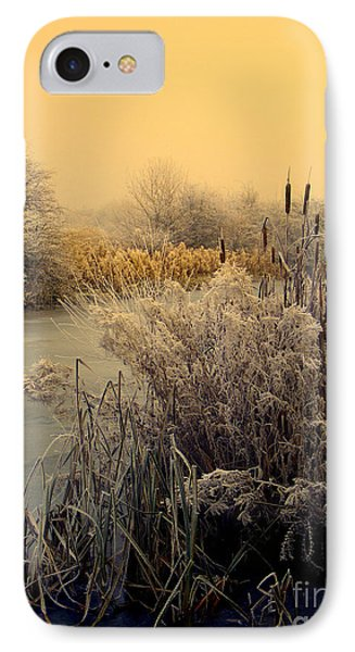 Frost IPhone Case by Linsey Williams