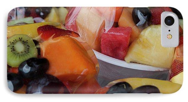 Fruit Cup Phone Case by Lorraine Devon Wilke